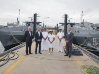 Austal Australia Delivers Two Cape Class Patrol Boats to Trinidad and Tobago Coast Guard