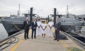 Austal Australia Delivers Two Cape Class Patrol Boats to Trinidad and Tobago Coast Guard