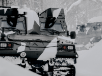 BvS 10 Tracked All-terrain Vehicles