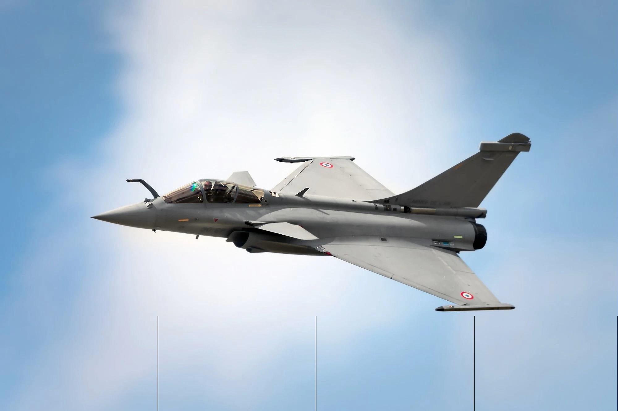 Croatian Air Force Selects Dassault Rafale Multirole Fighter