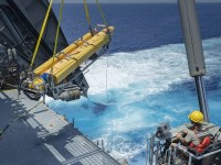 General Dynamics Knifefish Mine Countermeasure (MCM) Unmanned Undersea Vehicle (UUV)