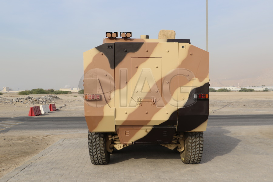 IAG Rila 8x8 Infantry Fighting Vehicle