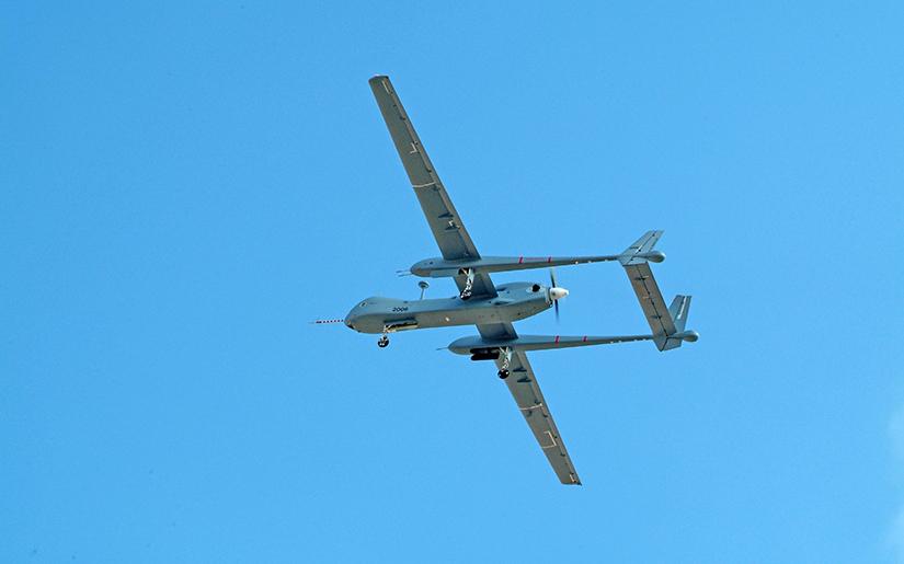 IAI Heron TP MALE Unmanned Aerial System (UAS)