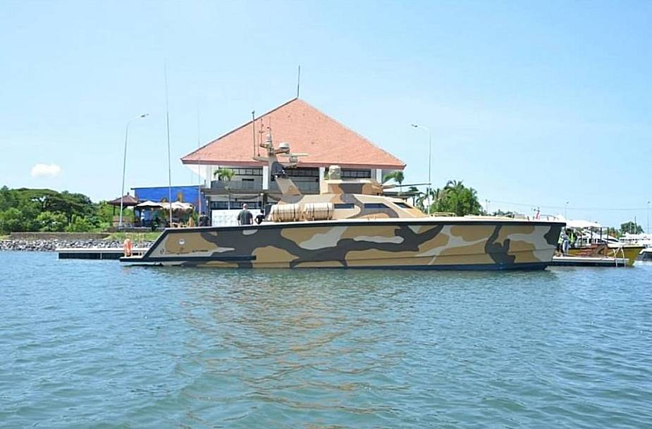Indonesia's Tank Boat Prototype Completes Sea Firing Trials