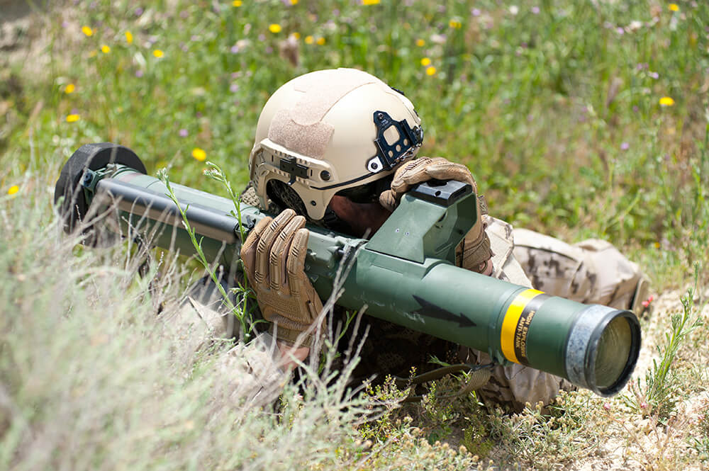 Instalaza C90 Rocket-propelled Grenade Launcher