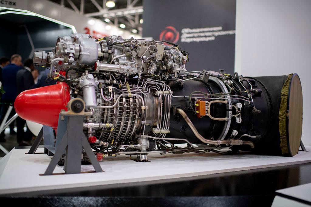 Klimov VK-2500 Engine
