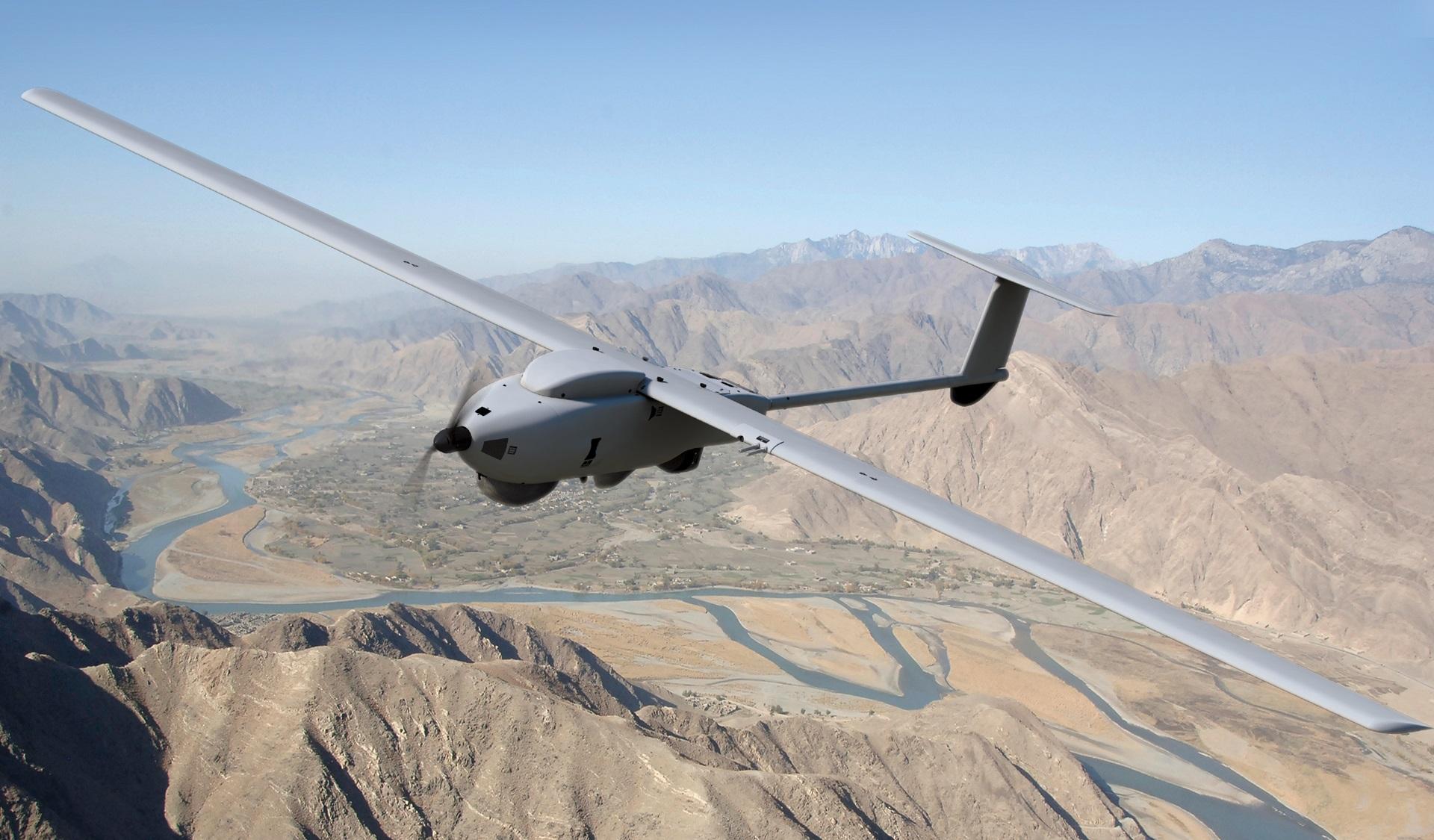 Lockheed Martin Stalker Unmanned Aerial System