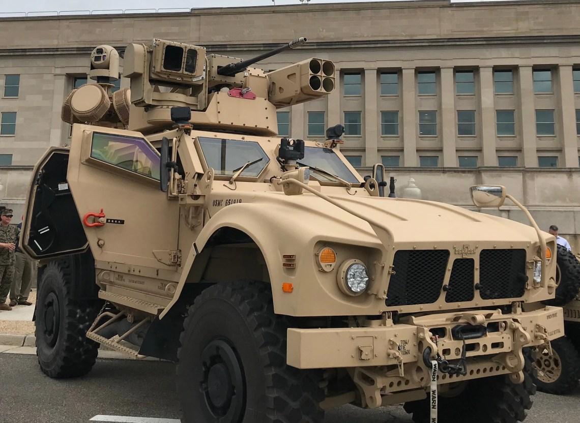 Marine Air Defense Integrated System (MADIS) in Progress - MilitaryLeak