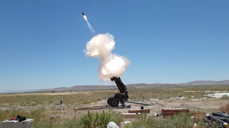 MKEK's Boran 105 mm Light Towed Howitzer