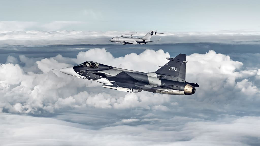 Saab Submitted Gripen E Best and Final Offer (BAFO) To Finnish Government
