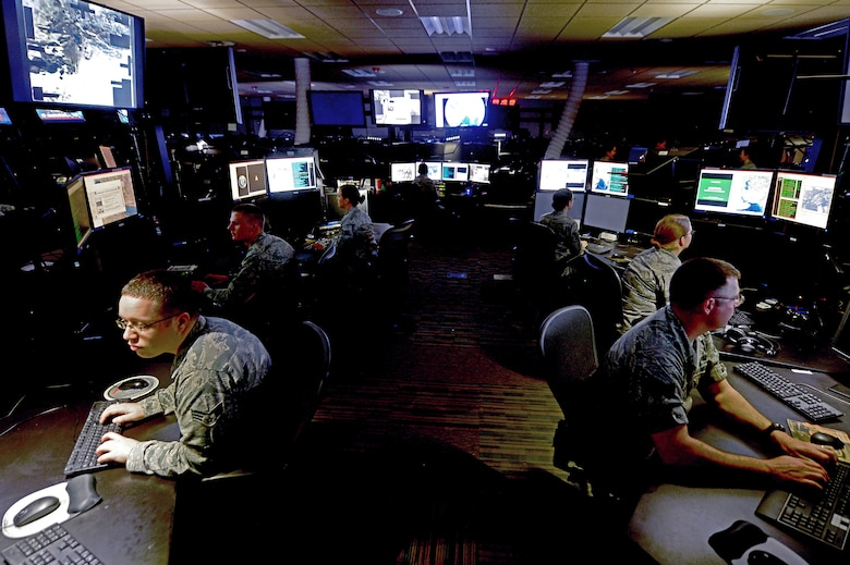The US Air Force Distributed Common Ground System (AF DCGS)