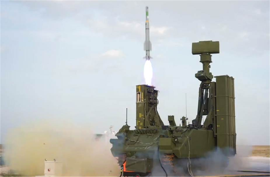 Turkey's HISAR-A+ Air Defense Missile System Successfully Tested