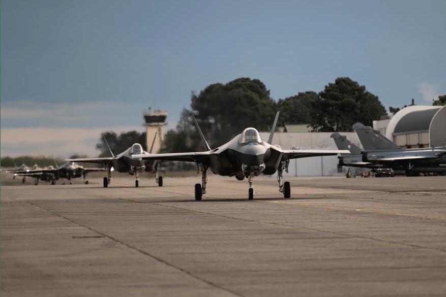 United States Air Force Lockheed Martin F-35 Lightning II
