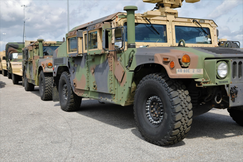 US Army Completes Port Operations for African Lion 21