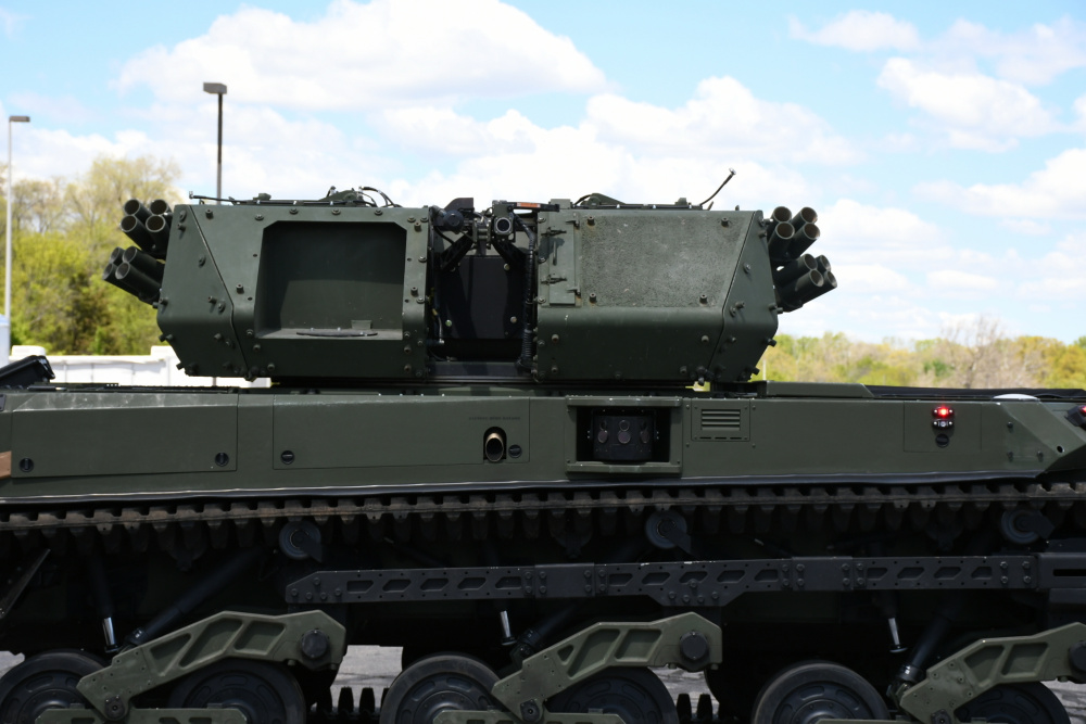US Army Takes Delivery of Eight Robotic Combat Vehicle (RCV) Prototypes