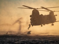 160th SOAR Trains with Air Force Special Operations Command