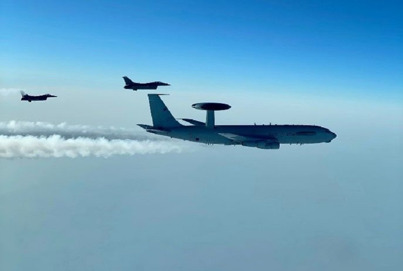 E-3 Sentry Airborne Warning and Control System