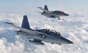 KAI FA-50 Light attack/fighter version