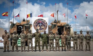 Allied Command Operations CSELS Join NATO Flagship Exercise