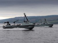 Final Autonomous Minehunting Boat Delivered to Royal Navy Clyde Naval Base