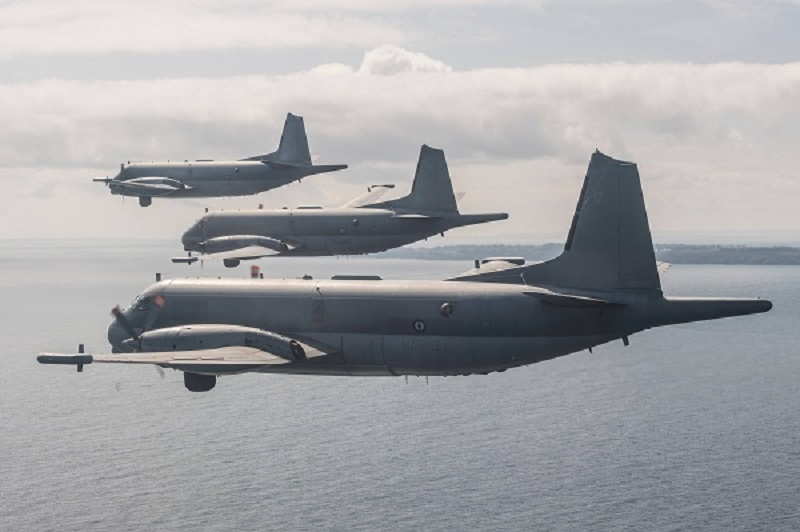 French Navy Atlantique 2 (ATL2) Long-range Maritime Patrol Aircraft