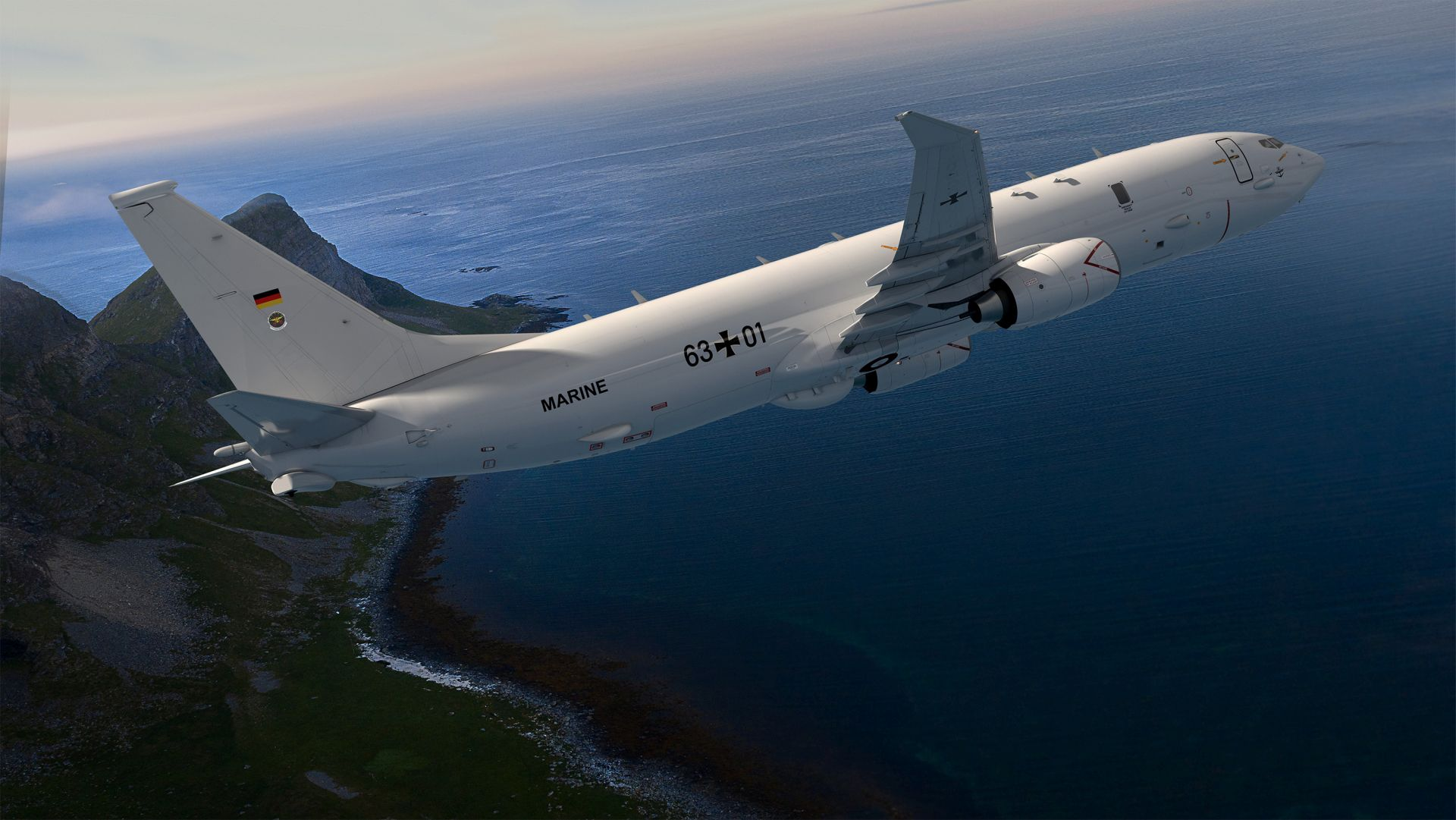 Germany Signs on for Five Boeing P-8A Poseidon Maritime Patrol Aircraft