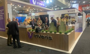 InVeris Training Solutions Delivers Advanced Mobile Training Capability to Australian Defense Force