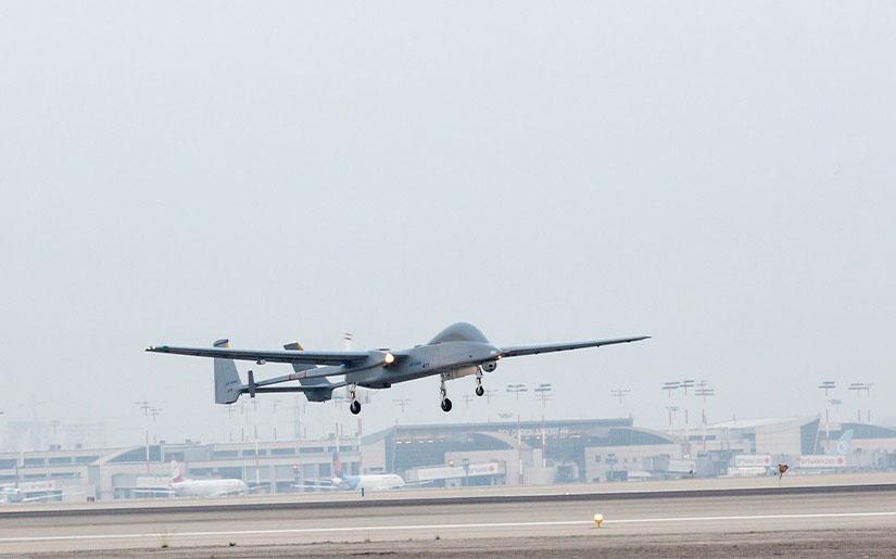 Israel Aerospace Industries (IAI) Heron Unmanned Aerial Systems (UAS)