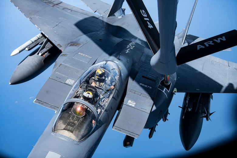 Largest Checkered Flag Exercise Wraps Up at Tyndall Air Force Base