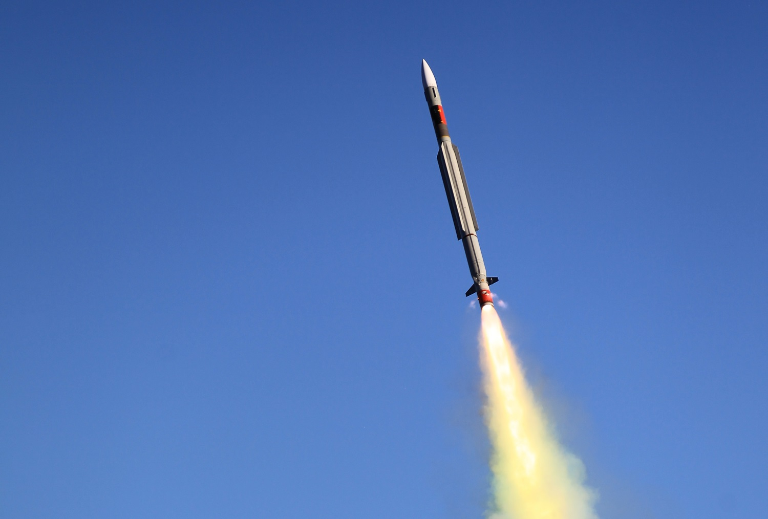 MBDA's CAMM-ER Surface-to-air Missiles Successfully Completes Major Milestone