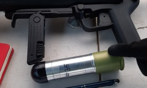 New Breaching Grenade Technology Licensed to Energetics Technology Limited (ETL)