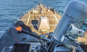 MK 15 - Phalanx Close-In Weapon System (CIWS)