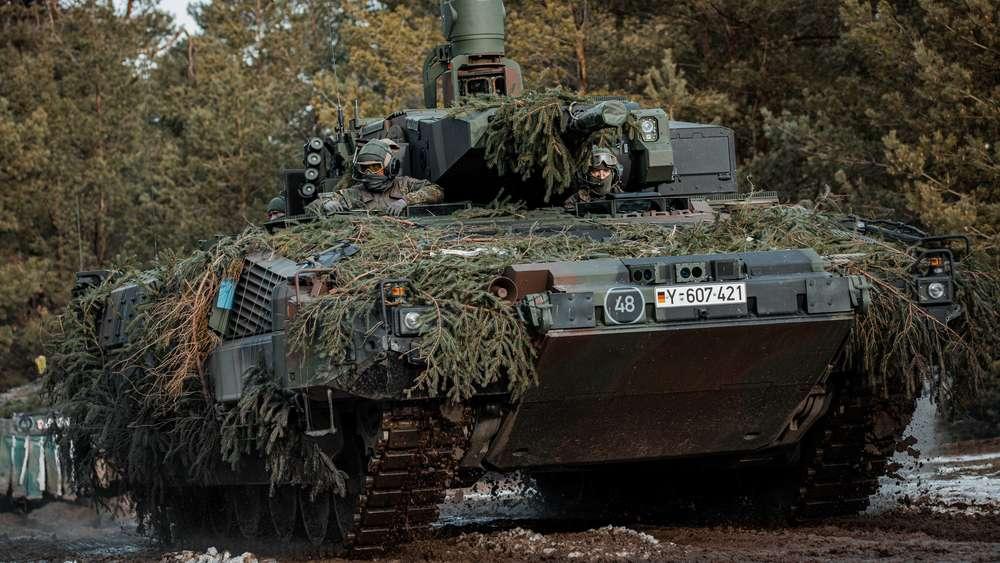 Puma Schützenpanzer Infantry Fighting Vehicle