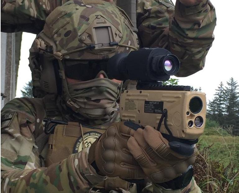 Elbit Systems Unveils Rattler H Handheld Coded Laser Designator with in-Built LRF