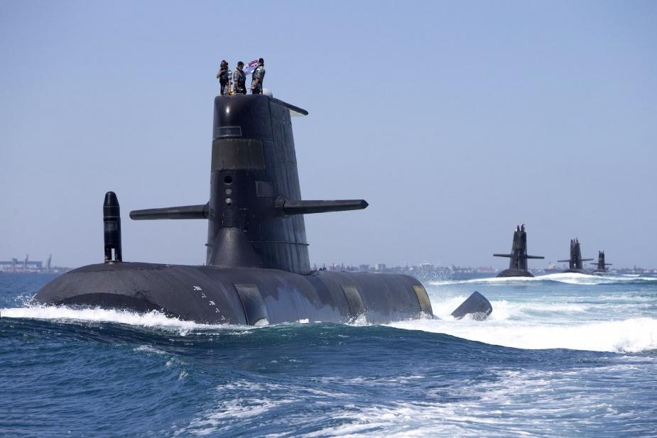 Royal Australian Navy Collins-class Submarine