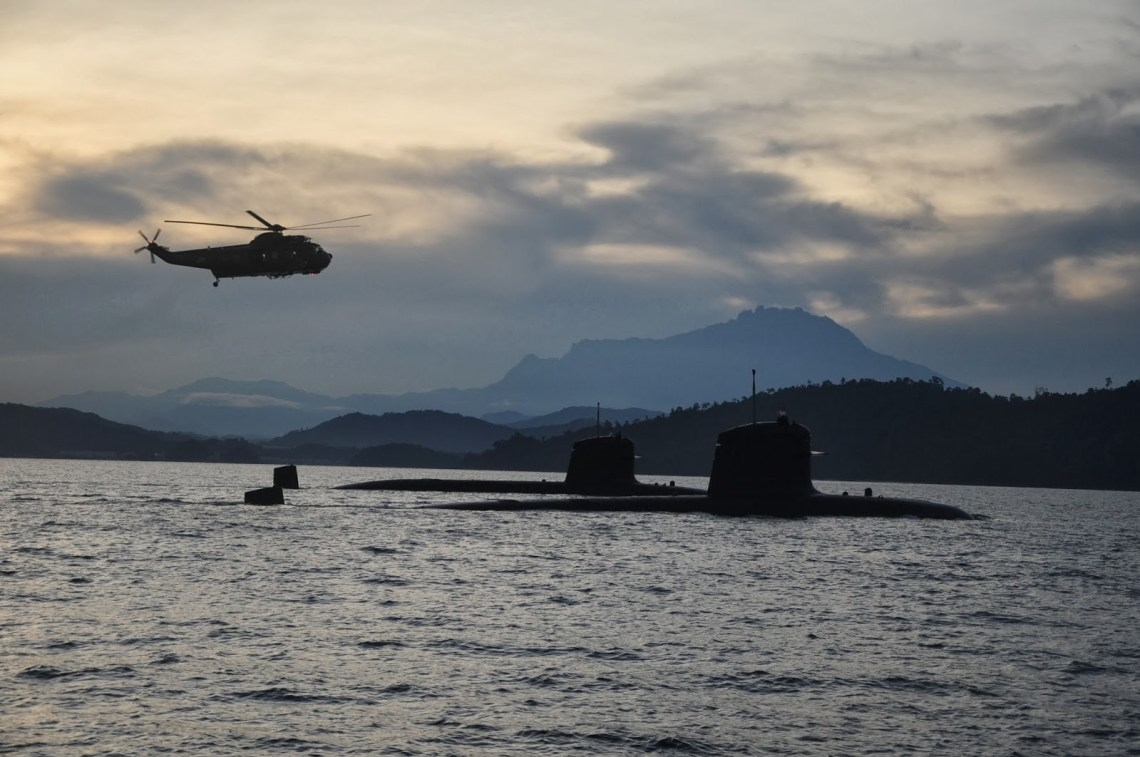 In January 2020, Philippine and French Navy conduct expert change on submarine to enhance members in the Submarine's information about the submarine proper.