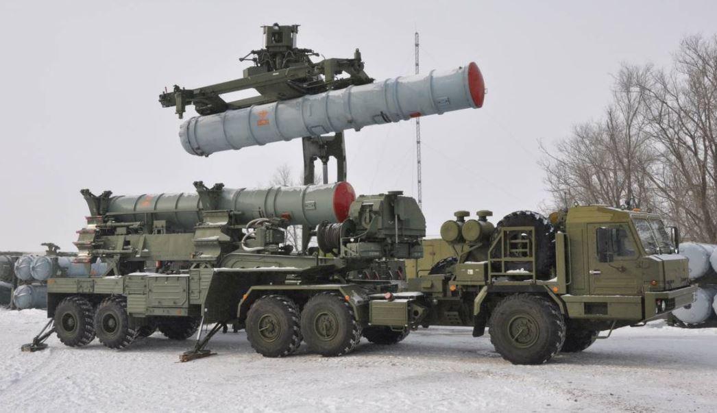 S-500 Prometheus Air Defense System (ADS)