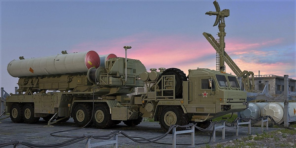 Russia Tests S-500 Prometheus Air Defense System (ADS) With New Interceptors