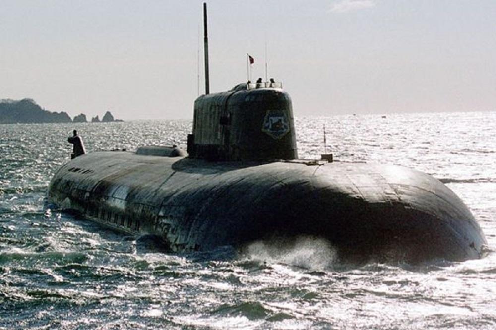 Russian Navy Belgorod Nuclear-powered Submarine