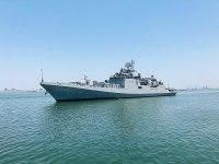 Indian Navy Project 1135.6 Talwar-class frigate