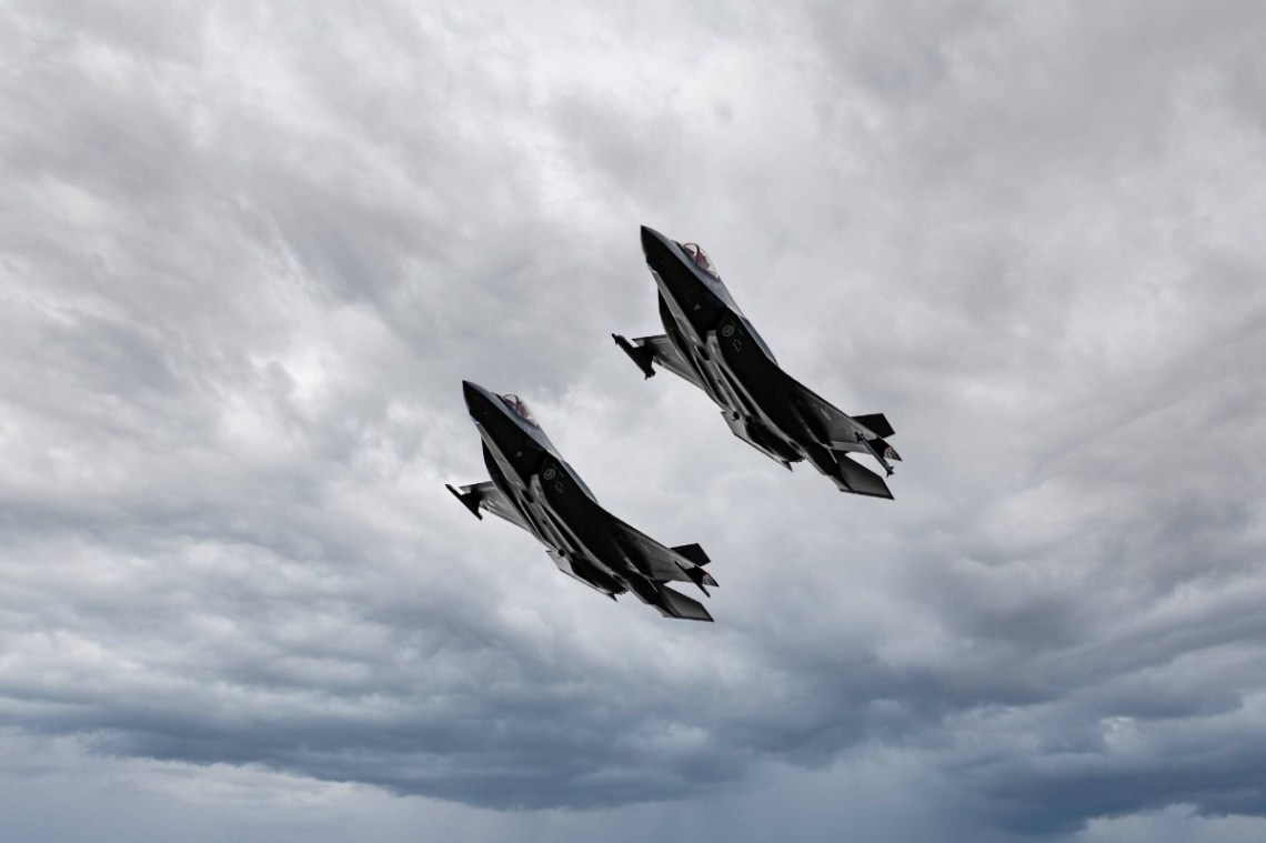 The Norwegian F-35s will participate for the first time ACE 21.
