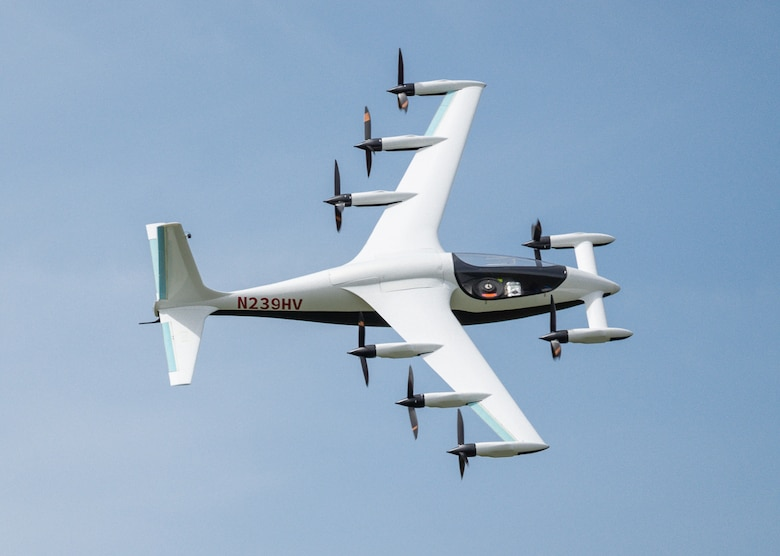 US Air Force Evaluates Kitty Hawk's Heaviside Electric Aircraft for Medical Evacuation Missions