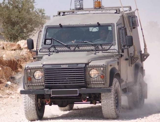 MDT-DAV David Urban Light Armored Vehicles (ULAVs)