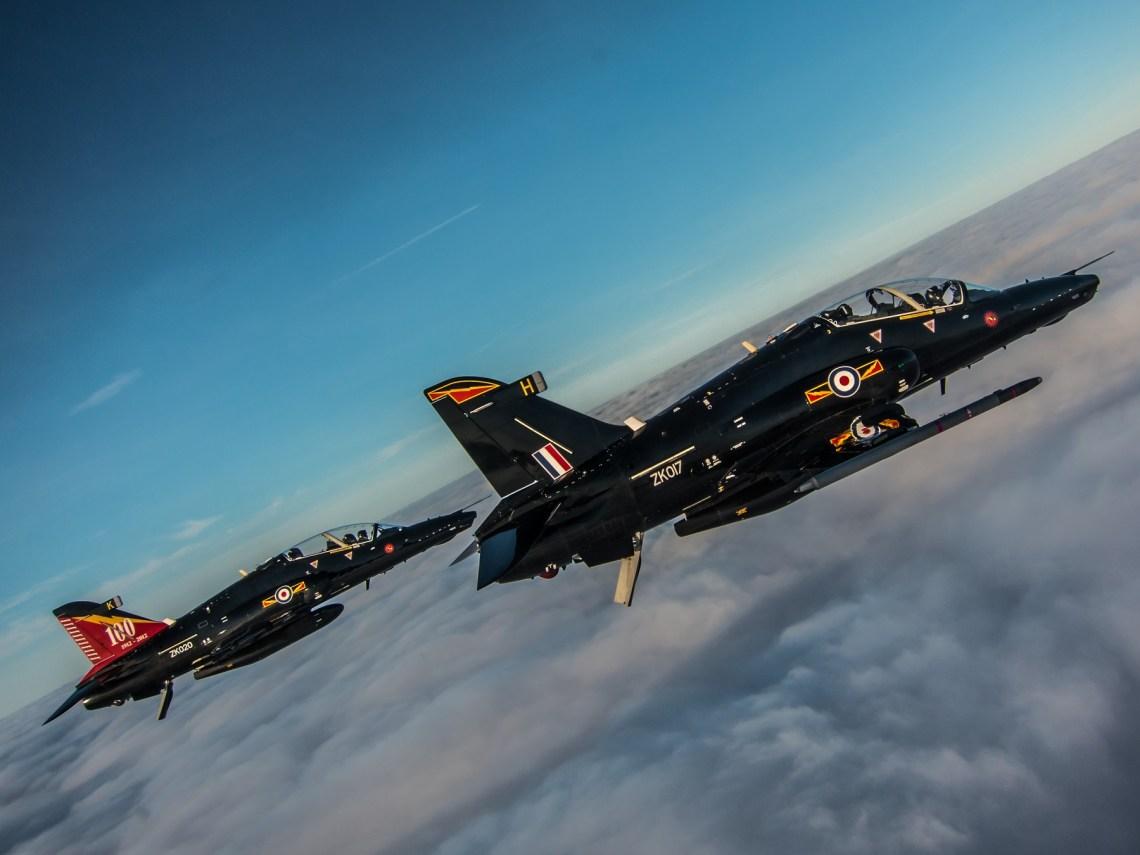 Royal Air Force HAWK T2 Advanced Trainer