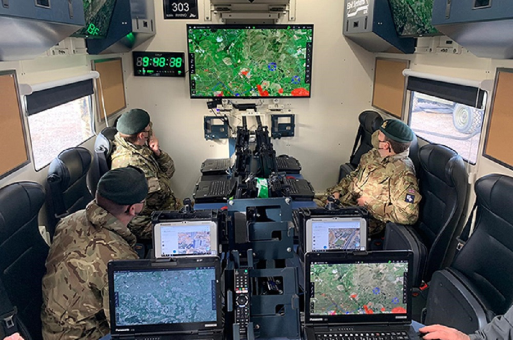 Elbit Systems' TORCH-X BMA Deployed in NATO's Coalition Warrior Interoperability Exercise 2021 (CWIX 2021)