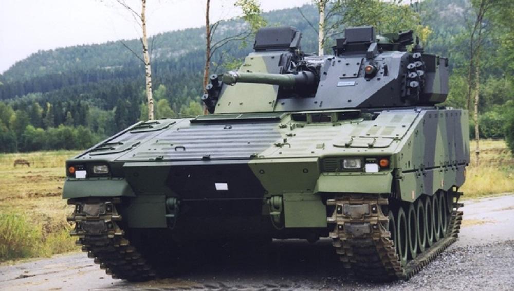 Finnish Army CV9030 Infantry Fighting Vehicle