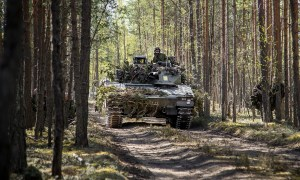 BAE Systems Awarded $32 Million Finnish Army Contract to Upgrade CV9030 Infantry Fighting Vehicle