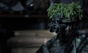 Finnish Defence Forces Orders NVG M40 Laser Sights and Image Intensifiers from Senop Oy