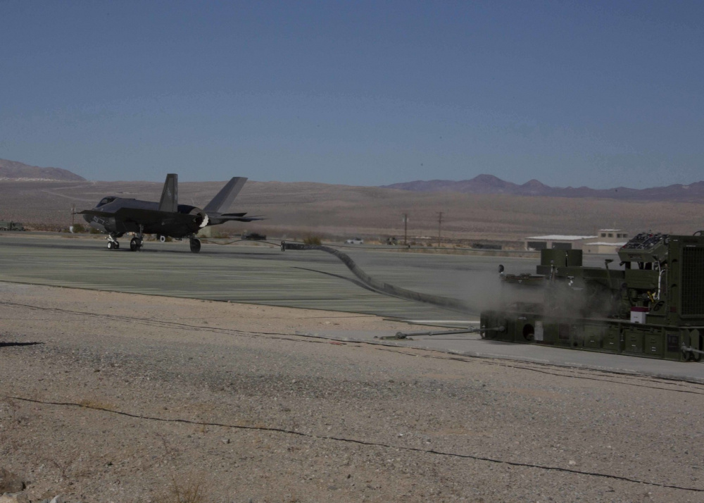 First US Marine Corps Fighter Squadron Declares Full Operational Capability for F-35C Lightning II