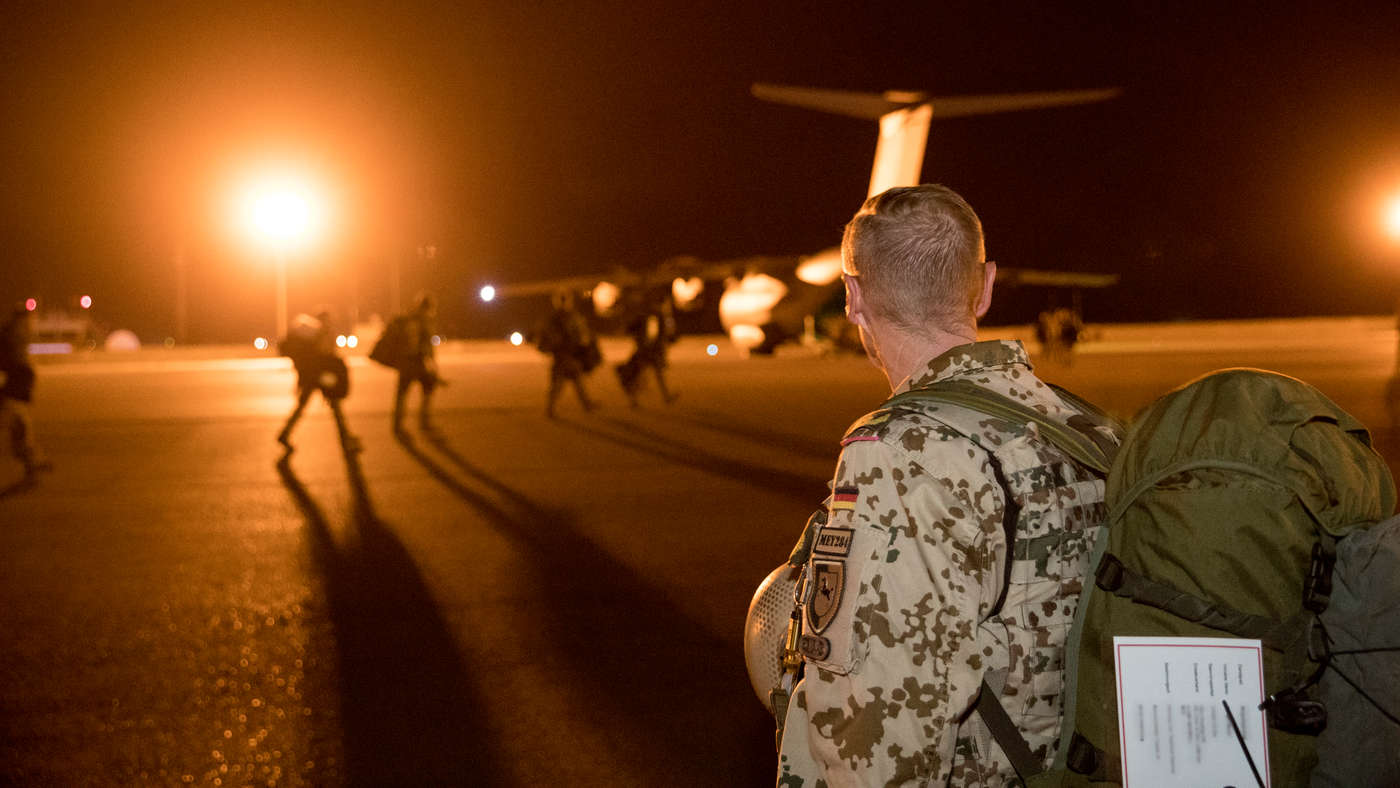 Germany Armed Forces Completes Troop Pull-out Last Troops from Afghanistan
